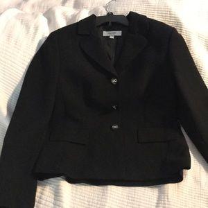 Jones Studio Black Career Suit Jacket